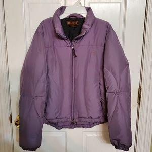 Ariat down puffer jacket